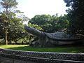 Big turtle at Guishan Zhongzhen Park.jpg