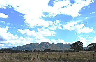 Mount Walsh National Park - Mount Walsh