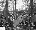 Bijzetting op Grebbeberg van 20 gesneuvelde militairen in Frankrijk, Bestanddeelnr 903-8452.jpg
