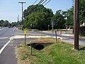 Bike lane malfunction - panoramio.jpg