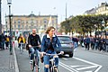 Bikes in Copenhagen, Denmark (46149782012).jpg