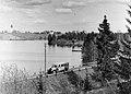 Bildiligens vid Alanäset i fonden Alanäs kyrka, omkring 1935.jpg
