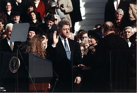 Presidency of Bill Clinton - Wikiwand