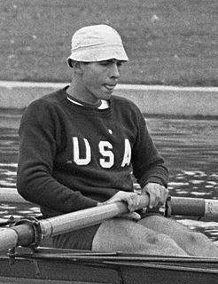 William Stowe (rower) American rower
