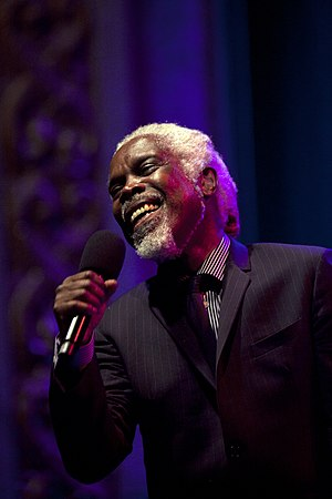 Billy Ocean - Billy Ocean performing in Sydney on 1 January 2012
