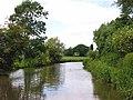 Birmingham and Fazeley Canal north of Bonehill, Staffordshire - geograph.org.uk - 1004888.jpg