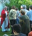 Bischof G.Fürst Bechtenrot-2008 (Kaplan s. Heiligkeit).JPG