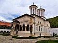 """Biserica """"Sfinții Împărați Constantin și Elena"""" a mănăstiri Hurezi.JPG"""