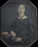 Emily Dickinson -  Bild