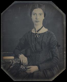 Emily Dickinson American poet