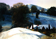 Black Hill below British Camp WaterColour.jpg