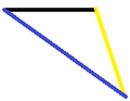 Black blue yellow triangle right.png