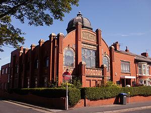 Blackpool United Hebrew Congregation - Image: Blackpool United Hebrew Synagogue 3