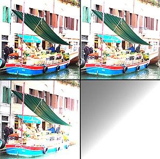 Blend modes - Image: Blend modes 7. colordodge