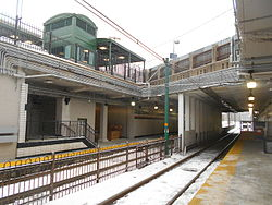 Bloomfield Avenue station