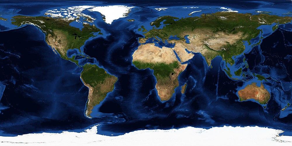 Гигантская рябь течения (Земля)