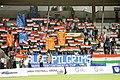 Blue Pilgrims at Mumbai 2018 to support India national football team.jpg