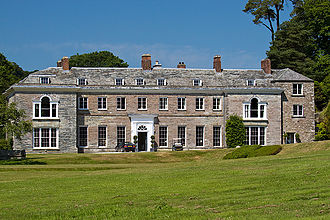Thomas Pitt of Boconnoc - Boconnoc House, Cornwall