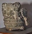Bodhisattva Head - Mahadev Ghat - ACCN 2367 - Government Museum - Mathura 2013-02-24 6071.JPG