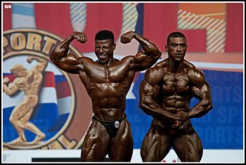 English: Bodybuilding