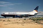 Boeing 737-3L9, Deutsche BA JP109412.jpg
