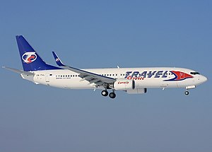 Boeing 737-800 Travel Service
