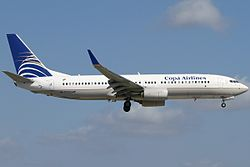 Boeing 737-8V3, Copa Airlines AN2236183.jpg