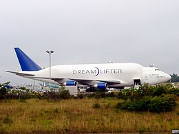 Boeing 747 wikipedia for Interieur 747 cargo