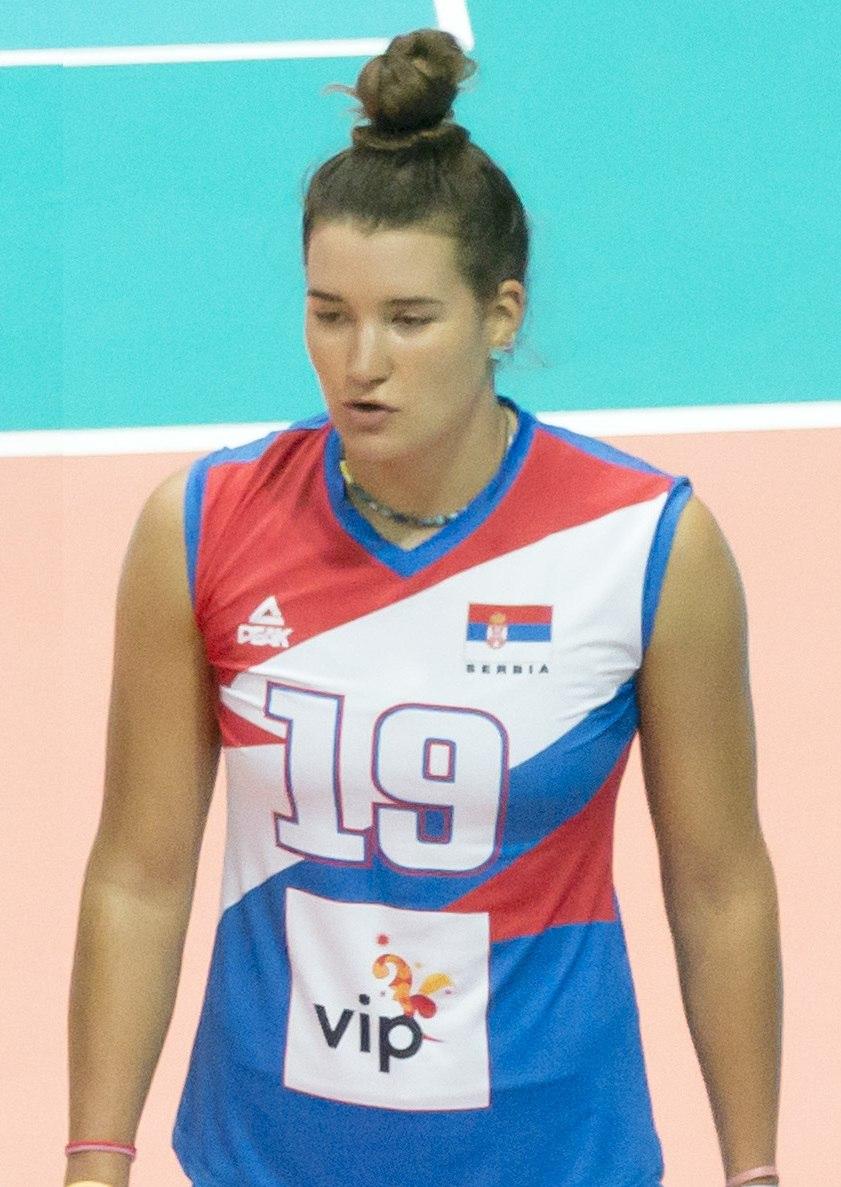 Bojana Milenković (cropped)