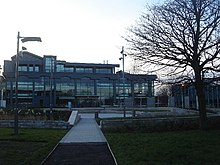 Bolton University - Deane campus - geograph.org.uk - 109397.jpg