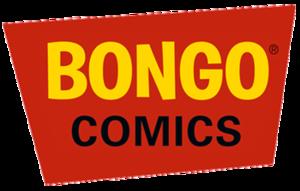 Bongo Comics Group - Image: Bongo comics 2012logo