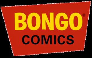Bongo Comics company