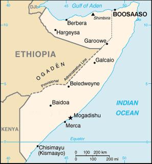 2008 Hargeisa–Bosaso bombings