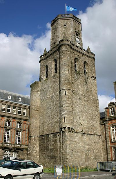 The Belfry is a UNESCO World Heritage Site. Boulogne beffroi.JPG