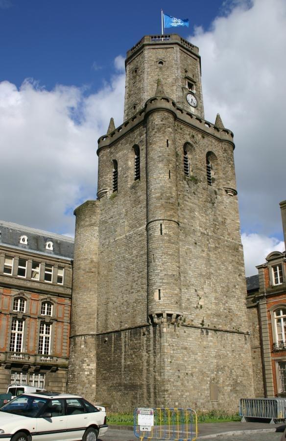 Boulogne beffroi