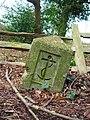 Boundary Marker, Wartling Road - geograph.org.uk - 743217.jpg