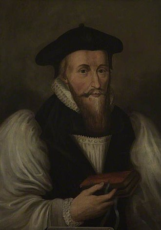 Bishop of Bath and Wells - Image: Bp James Montagu, c 1608 16