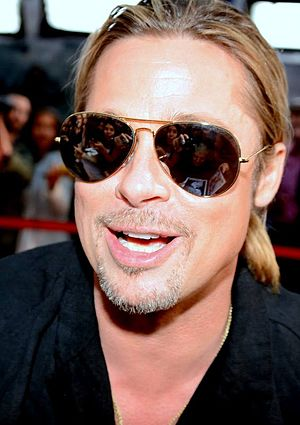 World War Z (film) - Image: Brad Pitt Cannes 2013