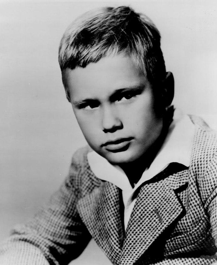Brandon deWilde early 1950s