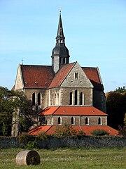 Braunschweig Brunswick Klosterkirche Riddagshausen Osten (2006)