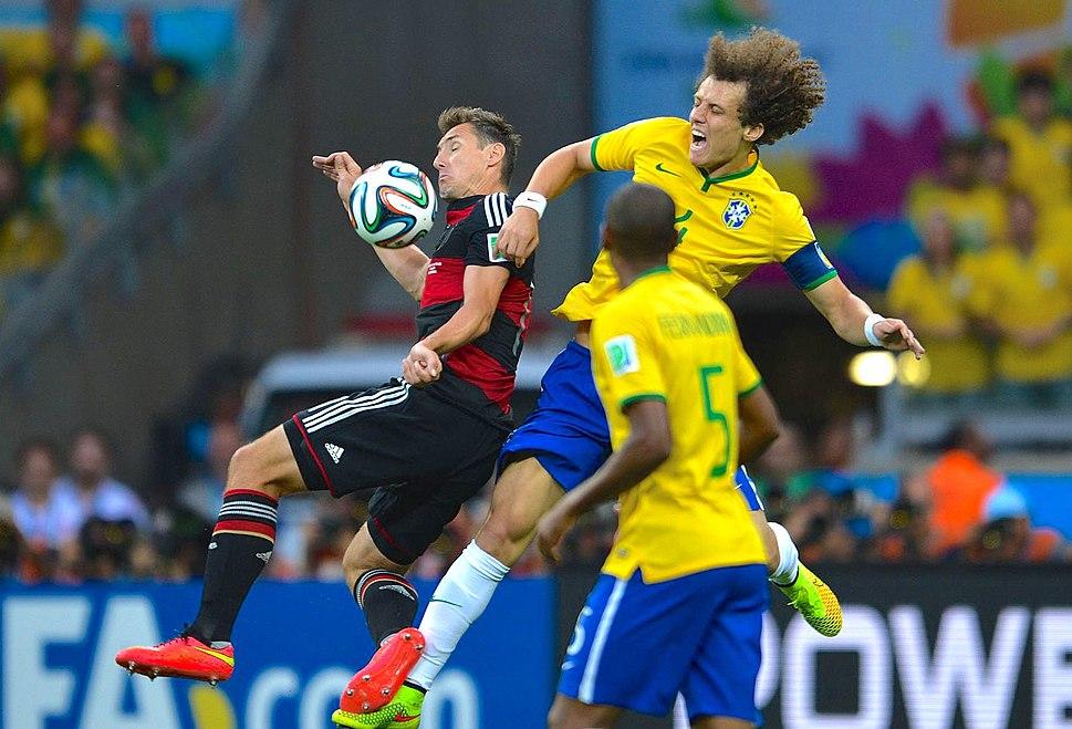 Brazil vs Germany, in Belo Horizonte 12