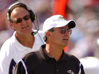 Brian Billick - Billick and Gary Zauner in 2003.