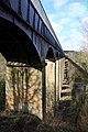 Brick pillars of the Pontcysyllte Aqueduct - geograph.org.uk - 1805482.jpg