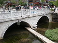 Bridge at entrance to Old Town of Lijiang 1.JPG