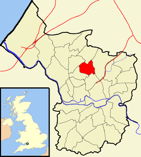 Bishopston, Bristol Human settlement in England