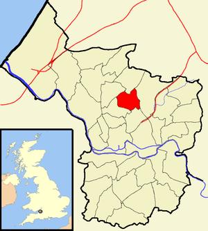 Bishopston, Bristol - Within Bristol