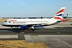 British Airways, G-EUPV, Airbus A319-131 (44389250581).jpg