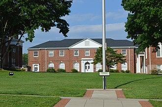Ferrum College - Britt Hall