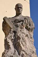 Statue of Saint Lawrence
