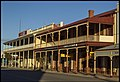Broken Hill The Workers Club early morning (21363443458).jpg